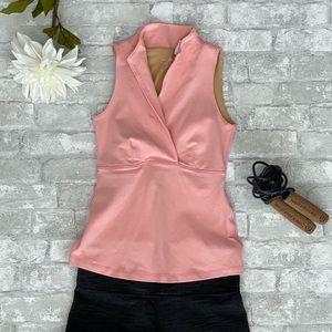🍇2/$50 *Vintage* Lululemon Whisper Pink Yoga Tank